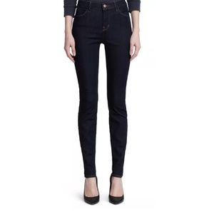 EUC J Brand Maria HR Skinny Jeans - Afterdark